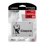 DISQUE DUR SSD KINGSTON 240 GO SÉRIE UV400