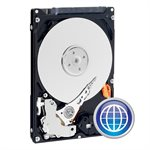 DISQUE DUR WESTERN DIGITAL 2.5 SLIM (BLUE) 2 TO 5400 RPM